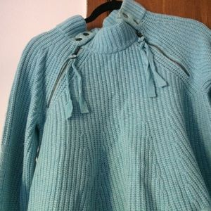 New without tags free people sweater